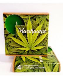 Podgrzewacze Marihuana Maxi  4 sztuki