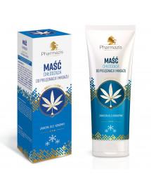 PHARMAZIS Maść chłodząca do pielęgnacji i masażu - konopie polskie 222 ml