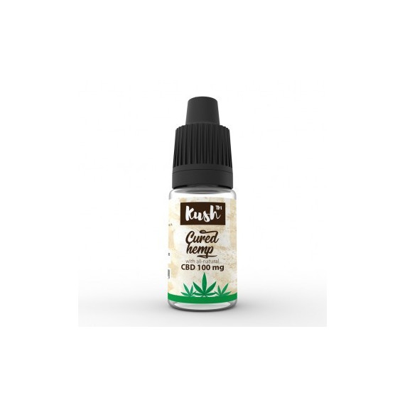 CURED HEMP 100 MG CBD 10 ML