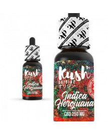 INDICA HEROJUANA 250 MG CBD 10 ML