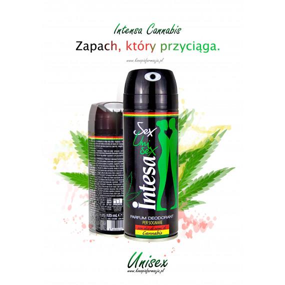 Konopny dezodorant w sprayu Unisex (125ml)