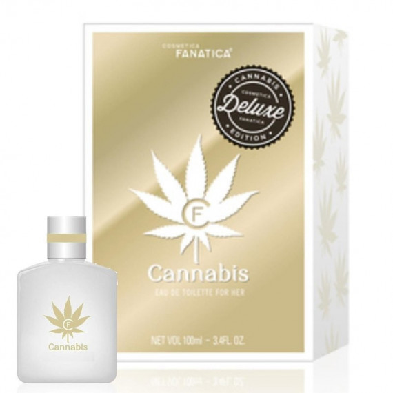 Perfum Cannabis Deluxe GOLD 100ml