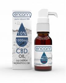 Olejek konopny 10% ENCAN CBD 10ml