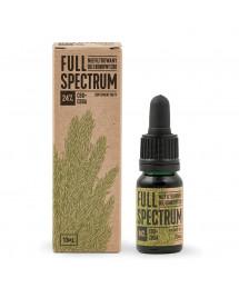 olej konopny CBD+CBDA 24%  - Full Spectrum niefiltrowany