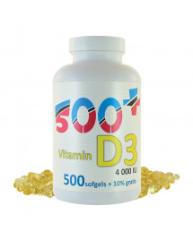 Witamina D3 4 000 IU 550...