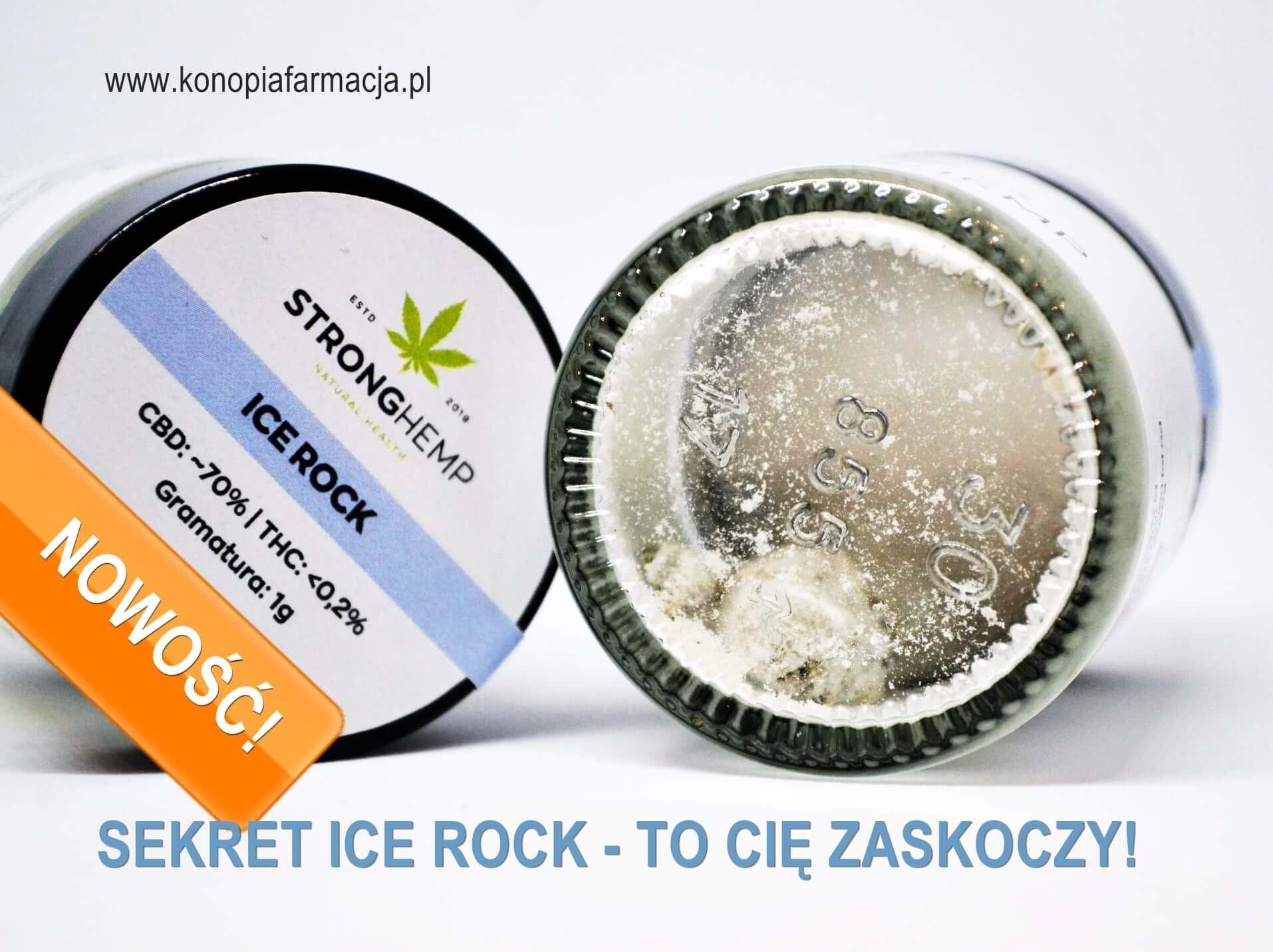 ice rock susz konpny 70 %
