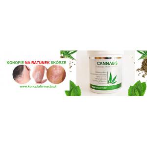 Maść konopna na łuszczycę – Czym leczyć choroby skóry ?
