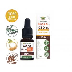 Olej CBD 10% +Copaiba - CARE